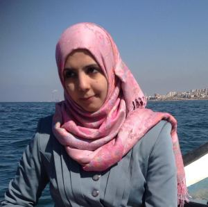 Gazan girl