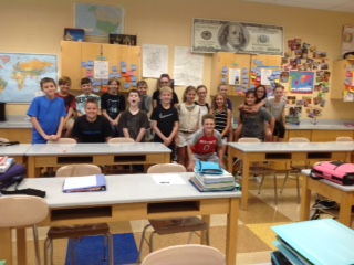 6th. grade picture
